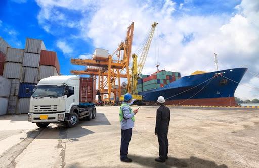 Transporte y exportación de mercancia y productos
